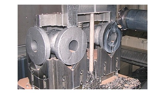 Hydraulic Valve Machining