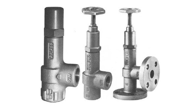 Hydraulic Bypass Relief Valves