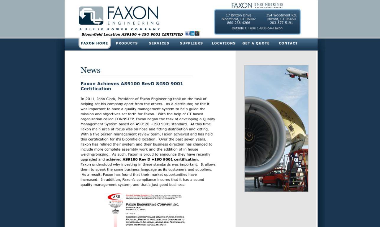 Faxon Engineering