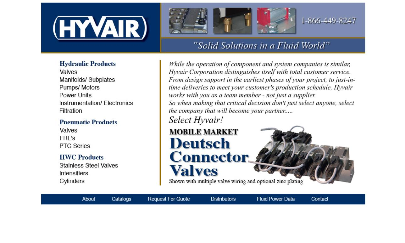 Hyvair® Corporation