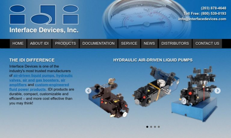 Interface Devices, Inc.