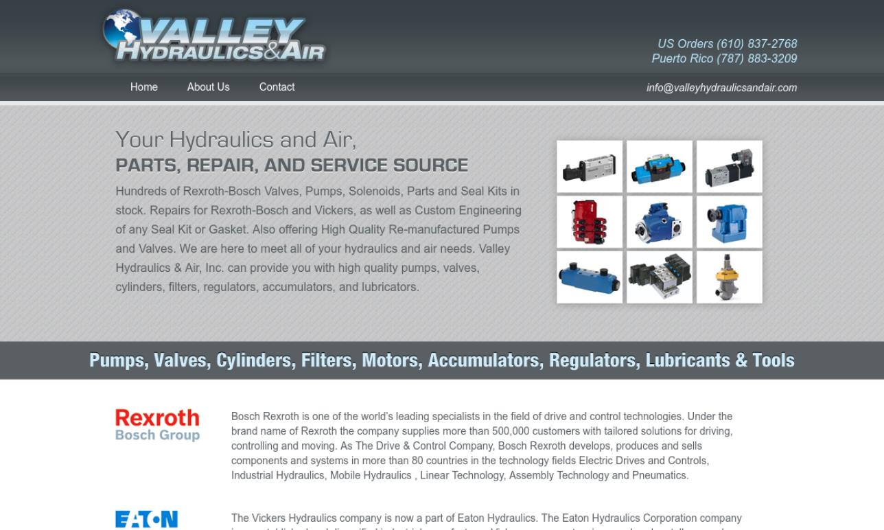 Valley Hydraulics & Air, Inc.