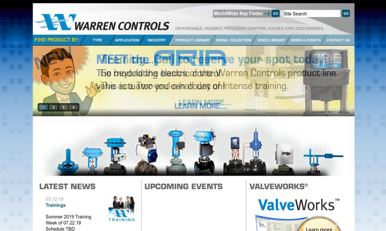 Warren Controls